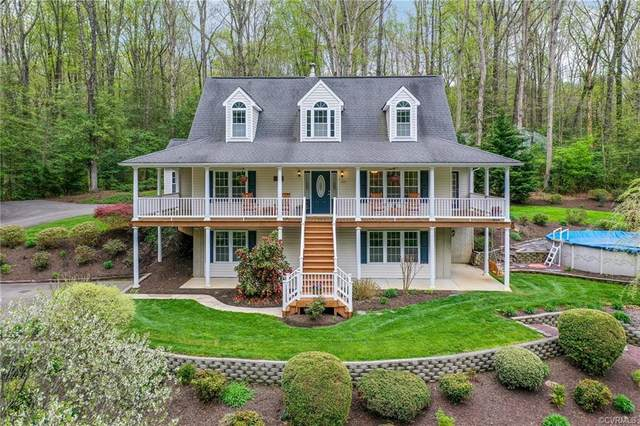2855 Red Lane Road, Powhatan, VA 23139 (MLS #2106893) :: The RVA Group Realty