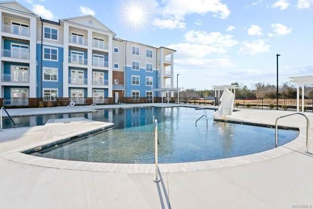 10521 Stony Bluff Drive #206, Ashland, VA 23005 (MLS #2106986) :: Small & Associates
