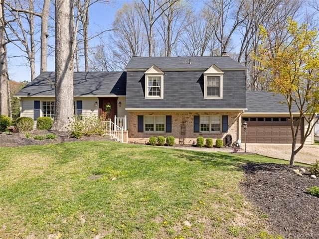 10100 Deepwood Circle, Henrico, VA 23238 (MLS #2107034) :: Village Concepts Realty Group