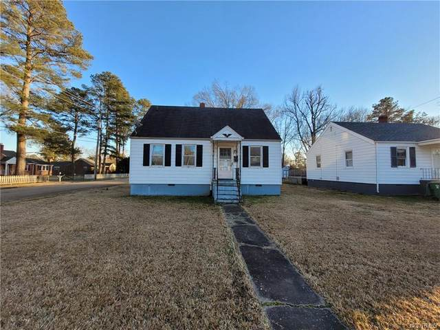205 Plumtree Avenue, Colonial Heights, VA 23834 (MLS #2107116) :: Village Concepts Realty Group