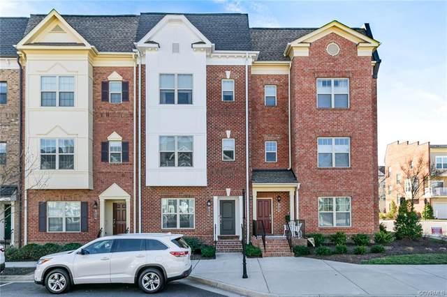 5313 Libbie Mill West Boulevard, Henrico, VA 23230 (#2107147) :: The Bell Tower Real Estate Team