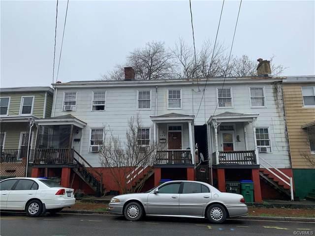 527 N 21st Street, Richmond, VA 23223 (MLS #2107159) :: Small & Associates
