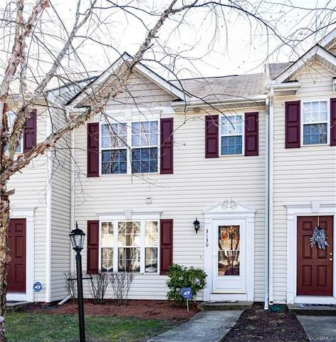 3130 Kim Drive, North Chesterfield, VA 23224 (MLS #2107305) :: EXIT First Realty