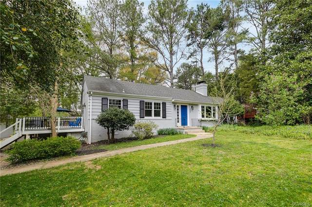 200 Melwood Lane, Henrico, VA 23229 (MLS #2107317) :: Village Concepts Realty Group