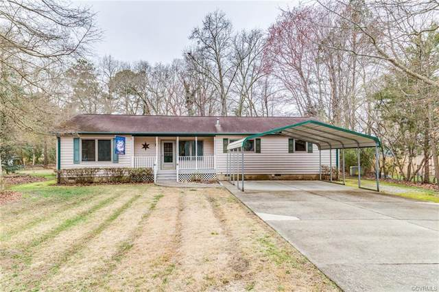 7209 Otey Drive, Lanexa, VA 23089 (MLS #2107387) :: Village Concepts Realty Group