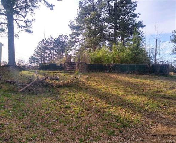15736 Allen Drive, Dinwiddie, VA 23841 (MLS #2107462) :: Village Concepts Realty Group