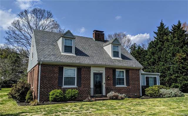 7156 Messer Road, Henrico, VA 23231 (MLS #2107519) :: Village Concepts Realty Group