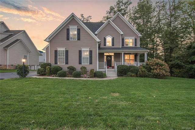 2736 Bayfront Way, Midlothian, VA 23112 (#2107541) :: The Bell Tower Real Estate Team
