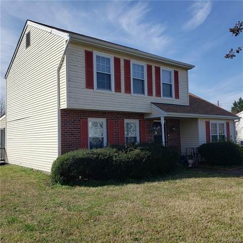 3905 Korth Lane, Richmond, VA 23223 (#2107582) :: Abbitt Realty Co.