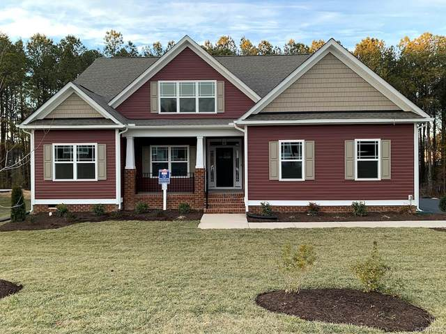 000 Cabernet Lane, Mechanicsville, VA 23116 (MLS #2107588) :: EXIT First Realty