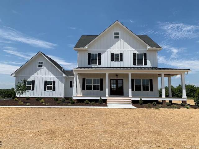 000 Cabernet Lane, Mechanicsville, VA 23116 (MLS #2107613) :: EXIT First Realty