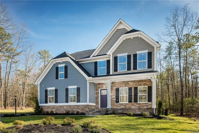 9224 Fairfield Farm Court, Mechanicsville, VA 23116 (#2107615) :: Abbitt Realty Co.