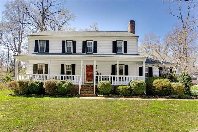 2610 Brookwood Road, North Chesterfield, VA 23235 (#2107689) :: The Bell Tower Real Estate Team