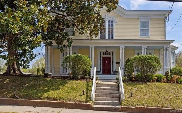 229 S Jefferson Street, Petersburg, VA 23803 (MLS #2107746) :: Village Concepts Realty Group