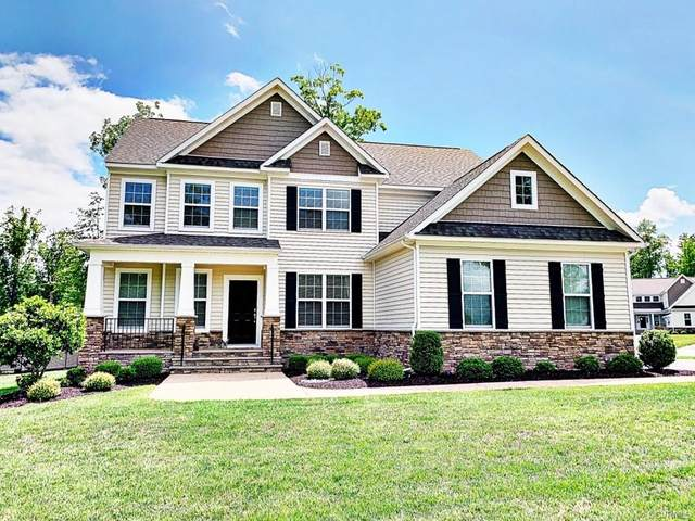 1403 Miners Trail Court, Midlothian, VA 23114 (MLS #2107757) :: Village Concepts Realty Group