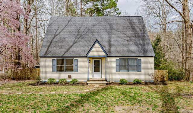 6589 Lake View Drive, Gloucester, VA 23061 (MLS #2107763) :: EXIT First Realty