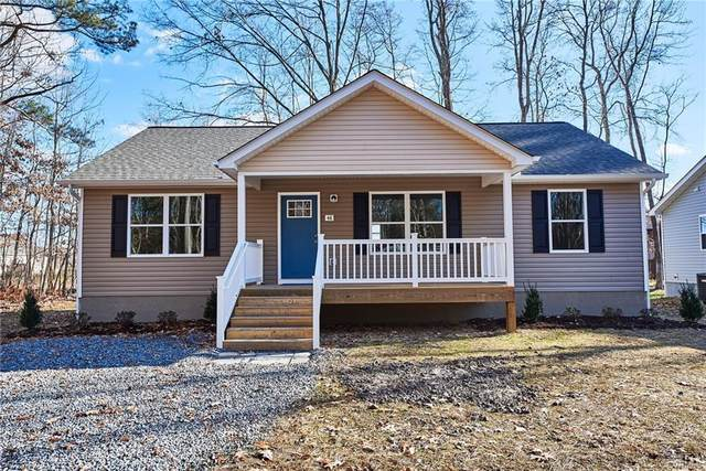 2524 Pocoshock Boulevard, North Chesterfield, VA 23235 (MLS #2107772) :: EXIT First Realty
