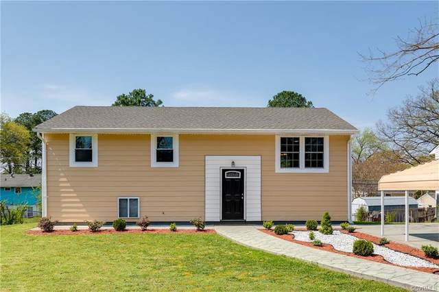 4802 Jan Road, Henrico, VA 23231 (MLS #2107780) :: The Redux Group