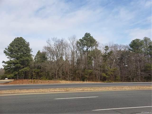 5501 Whiteside Road, Sandston, VA 23150 (MLS #2107785) :: Village Concepts Realty Group