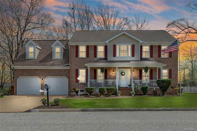 151 Breezy Hill Drive, Colonial Heights, VA 23834 (MLS #2107792) :: HergGroup Richmond-Metro