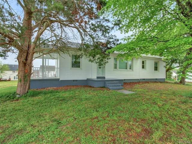 3510 Harvie Road, Richmond, VA 23223 (MLS #2107807) :: Treehouse Realty VA