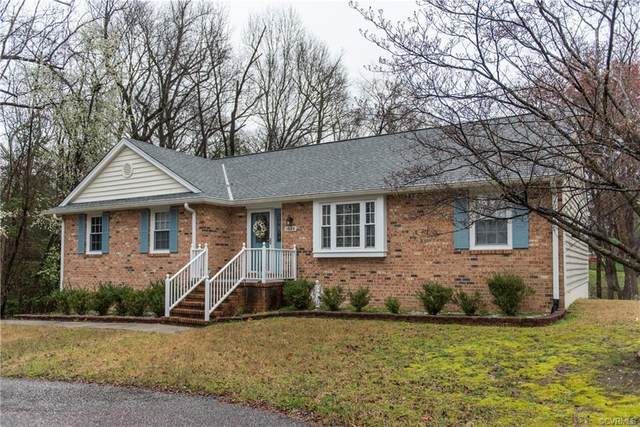 1024 Taylor Lane, Colonial Heights, VA 23834 (MLS #2107849) :: Village Concepts Realty Group