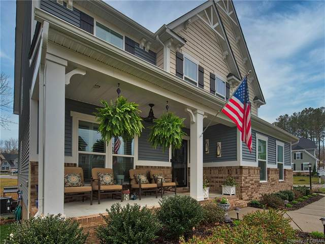 15724 Cambria Cove Boulevard, Midlothian, VA 23112 (#2107868) :: The Bell Tower Real Estate Team