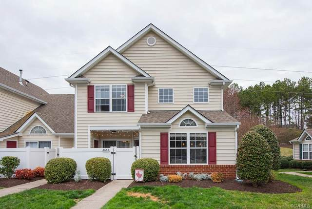 4656 Twin Hickory Lake Drive, Glen Allen, VA 23059 (MLS #2107928) :: Small & Associates