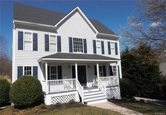 418 Michaux View Terrace, Midlothian, VA 23113 (MLS #2107949) :: Village Concepts Realty Group