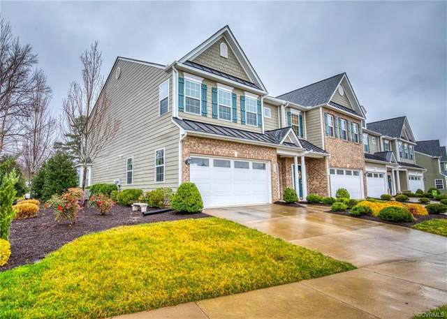8280 Marley Drive, Mechanicsville, VA 23116 (MLS #2108011) :: Village Concepts Realty Group