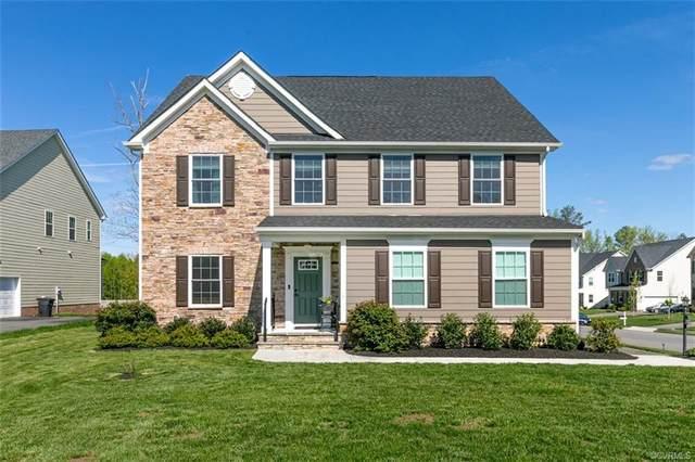 12225 Paxton Glen Terrace, Glen Allen, VA 23059 (MLS #2108065) :: Small & Associates