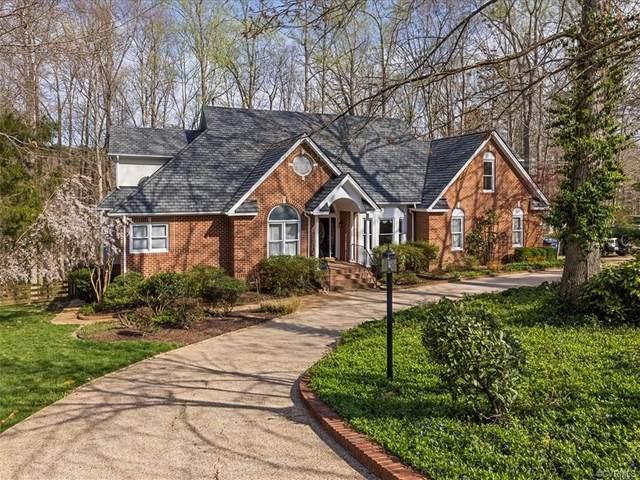 36 Dahlgren Road, Goochland, VA 23238 (MLS #2108073) :: The RVA Group Realty
