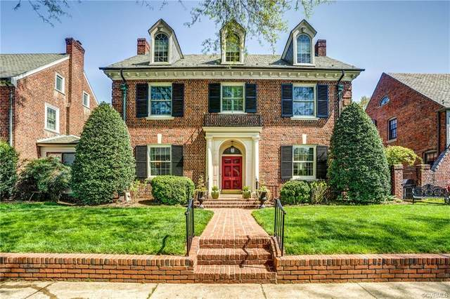 4102 Wythe Avenue, Richmond, VA 23221 (MLS #2108100) :: Village Concepts Realty Group