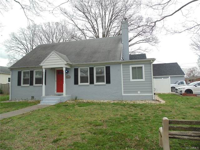 1806 Lee Street, West Point, VA 23181 (MLS #2108117) :: Village Concepts Realty Group