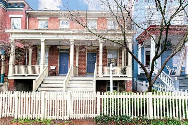 414 W Marshall Street, Richmond, VA 23220 (MLS #2108123) :: Small & Associates