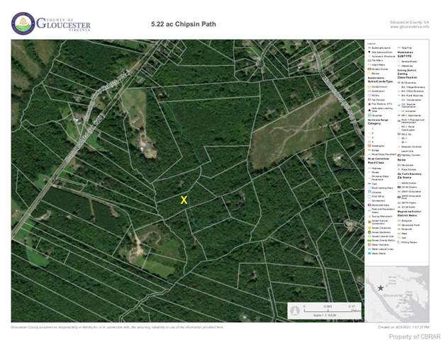 0000 Chipsin Path, Gloucester, VA 23061 (MLS #2108164) :: Village Concepts Realty Group