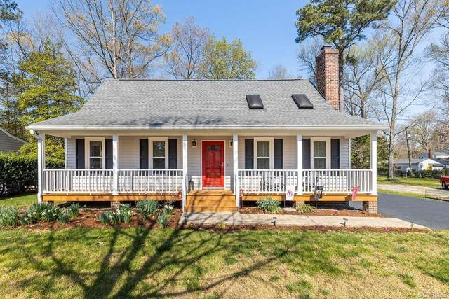 10197 Guenevere Court, Hanover, VA 23116 (MLS #2108166) :: Village Concepts Realty Group