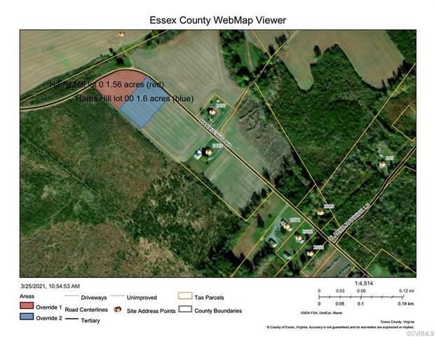 0 Harris Hill Road, Dunnsville, VA 22454 (MLS #2108213) :: Village Concepts Realty Group
