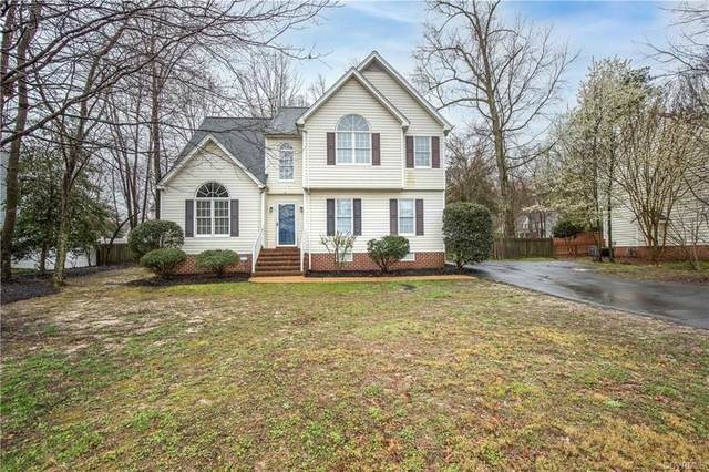 1001 Greyledge Boulevard, Chester, VA 23836 (MLS #2108222) :: The RVA Group Realty