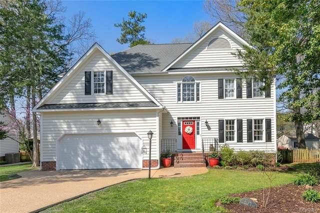 3704 Milshire Place, Henrico, VA 23233 (MLS #2108231) :: Small & Associates