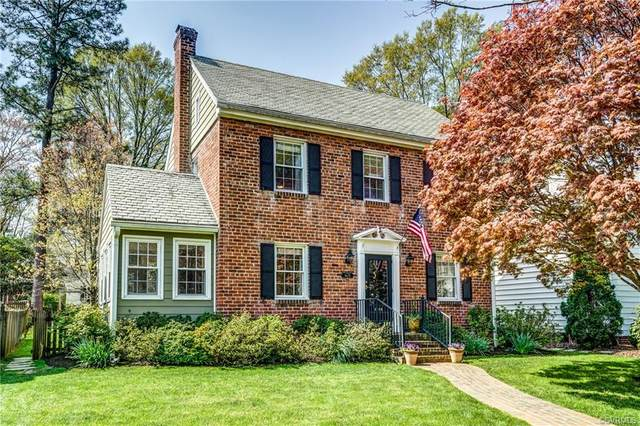 4635 Kensington Avenue, Richmond, VA 23226 (#2108235) :: The Bell Tower Real Estate Team