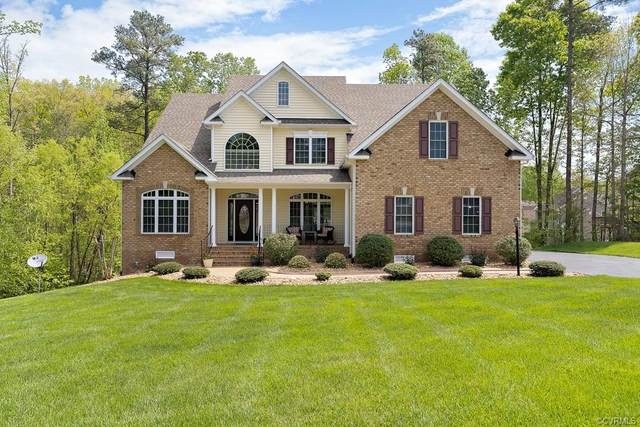 14407 Tooley Terrace, Chesterfield, VA 23831 (#2108237) :: The Bell Tower Real Estate Team