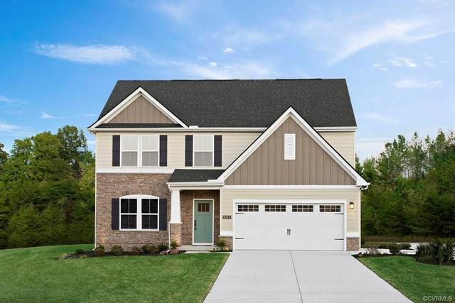 3904 Rosemallow Place, Henrico, VA 23223 (MLS #2108307) :: Small & Associates