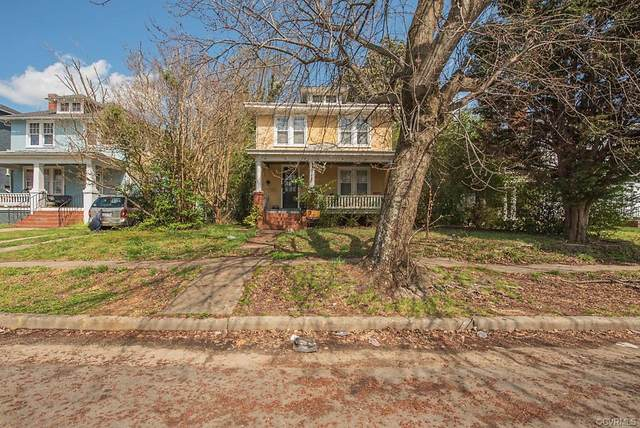 810 W Lancaster Road, Richmond, VA 23222 (#2108316) :: The Bell Tower Real Estate Team