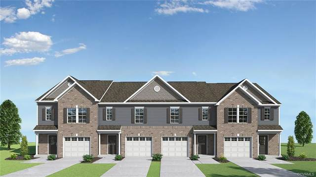 4303 Kidsgrove Road H-5, Henrico, VA 23231 (MLS #2108332) :: The Redux Group