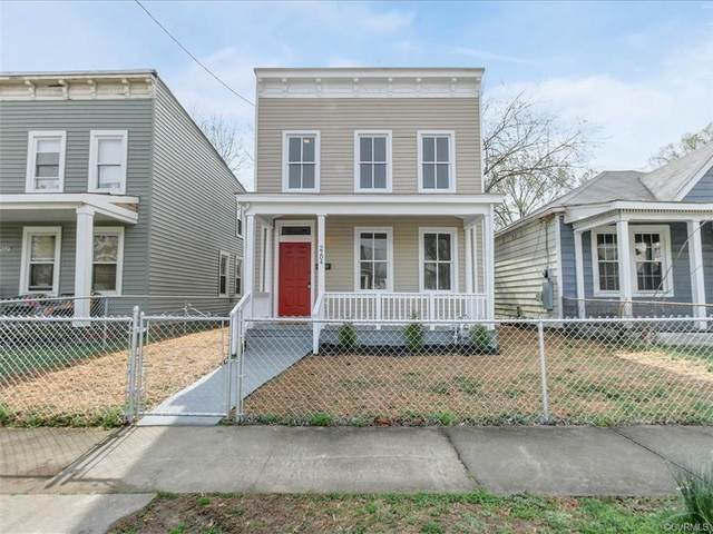 2204 Edwards Avenue, Richmond, VA 23224 (MLS #2108339) :: EXIT First Realty
