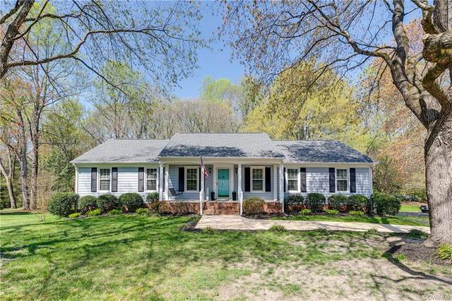 1720 Elmart Lane, North Chesterfield, VA 23235 (MLS #2108372) :: The RVA Group Realty