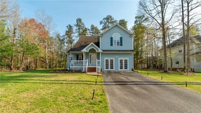 7801 Mill River Lane, Chesterfield, VA 23832 (MLS #2108382) :: EXIT First Realty