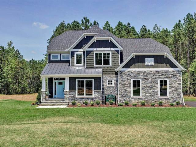 12612 Kernmack Drive, Chesterfield, VA 23838 (MLS #2108386) :: Village Concepts Realty Group