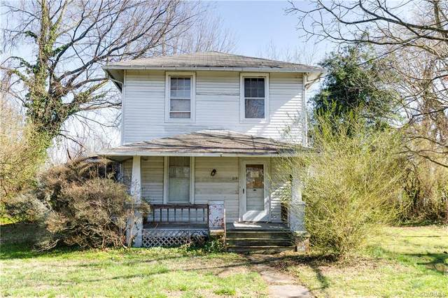 215 Lee Avenue, Colonial Heights, VA 23834 (MLS #2108391) :: The Redux Group